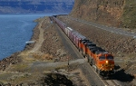 BNSF 4178 East